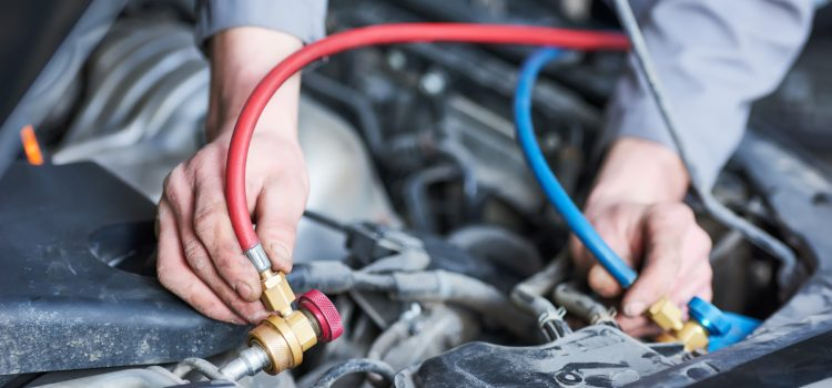 Najczęstsze problemy zklimatyzacją samochodową
